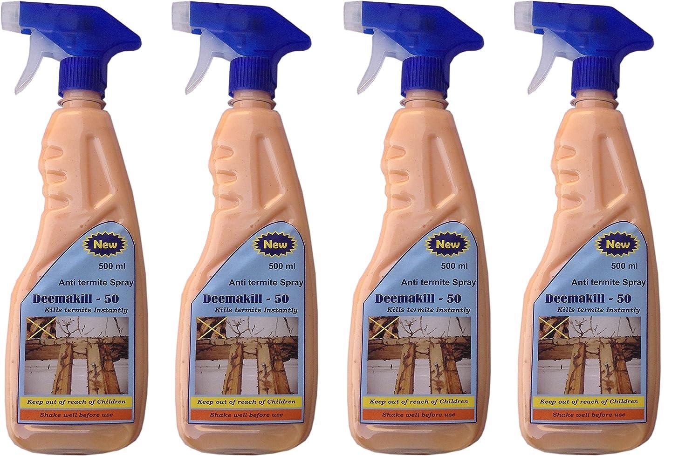 Primefit Solutions Termite Killer Spray Concentrate 2000 Ml Amazon In Health Personal Care