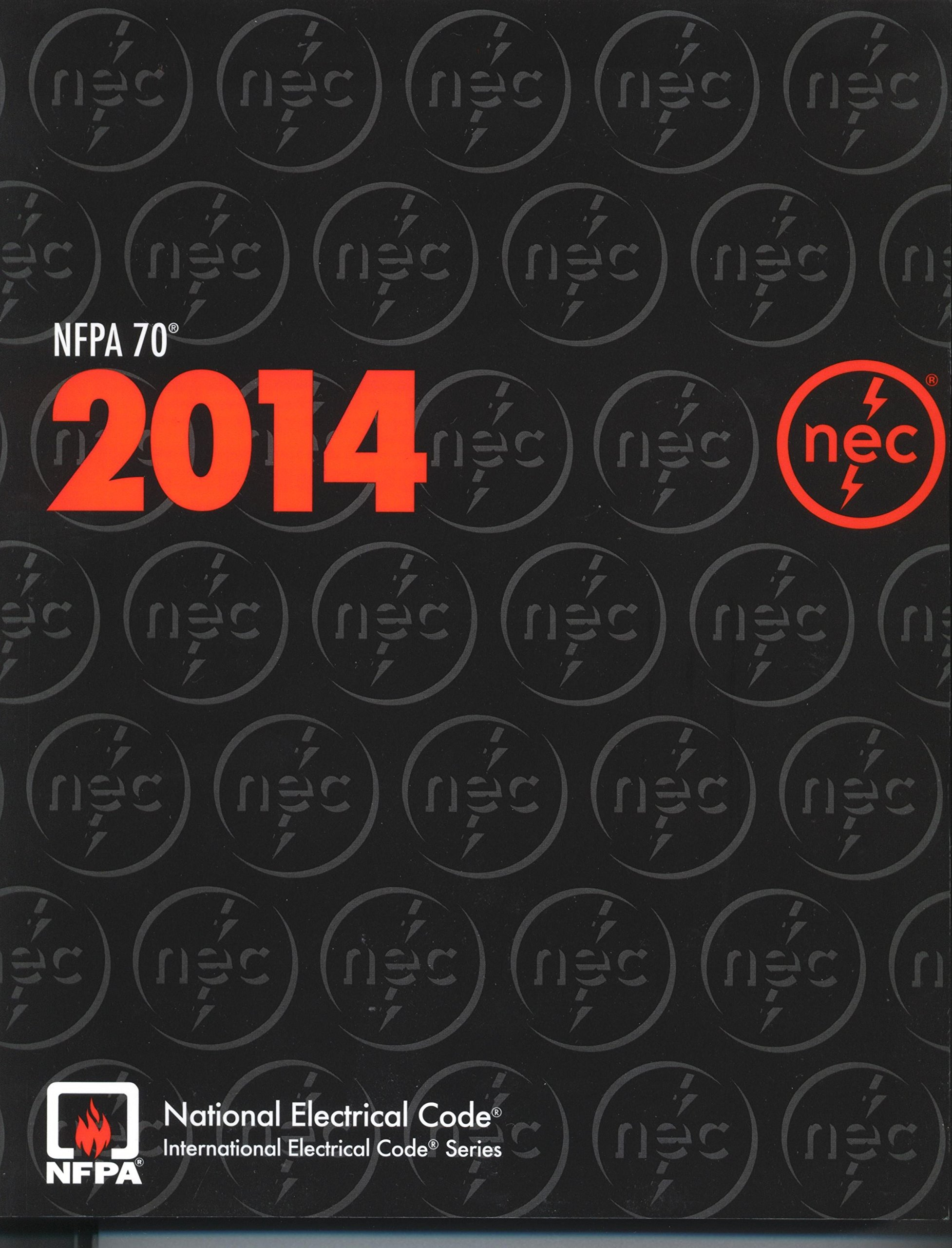 NFPA 70 : National Electrical Code (NEC), Paperback, 2014, with Color Coded EZ Tabs