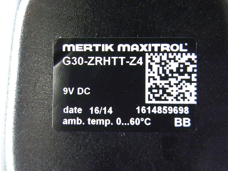 Maxitrol Ultrasonic Remote G30-ZRHTT