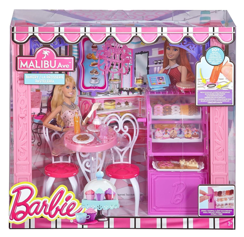 d3c743ba09 Mattel CCL74 Barbie I Negozi Di Malibu Avenue: Amazon.it: Giochi e  giocattoli