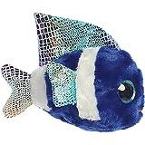 """Aurora World Humee Plush Animal Toy, Humee Fish, 6"""""""