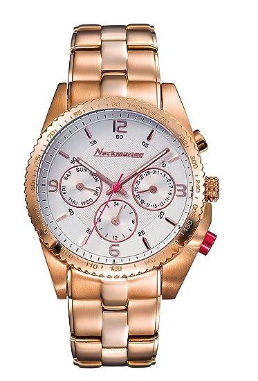 Reloj unisex Neckmarine NKM13658MS21