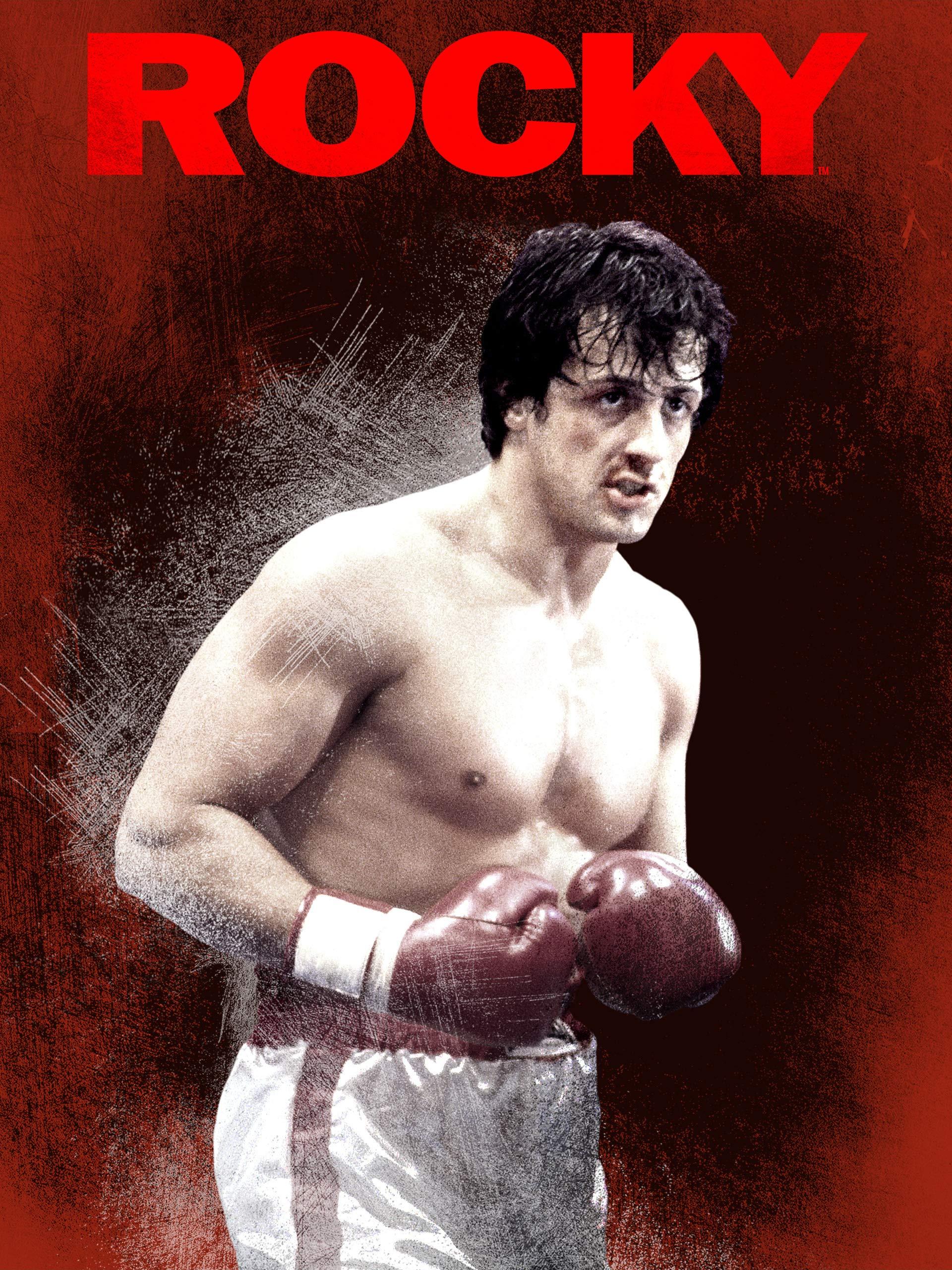 Rocky on Amazon Prime Video UK