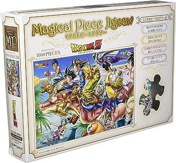 Pieza m?gica pieza de puzzle Dragon Ball Z 1000 Go Go Paradise 1000-MG01 (jap?n importaci?n): Amazon.es: Juguetes y juegos