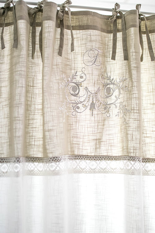 gardinen shabby vintage gardinen 2018. Black Bedroom Furniture Sets. Home Design Ideas