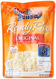 Uncle Ben's Original Ready Rice, 8.8 Ounce