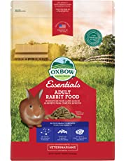 OXBOW 1022011000 Essentials Bunny Basics T Adult Food 10-Pound Bag