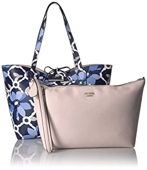 c81caa880df4 GUESS Bobbi Floral Inside Out Tote