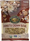 Nature's Path Organic Gluten-Free Granola Cereal, Coconut & Cashew Butter, 11 Ounce Bag (8 Count)