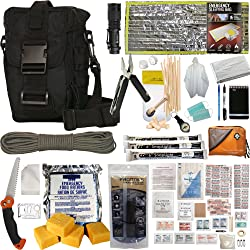 Prepper's Favorite Get Home Bag Review
