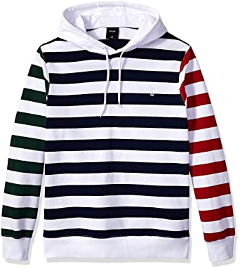 711bf47d7030 Amazon.com  HUF Men s Kennedy Pullover Hoodie