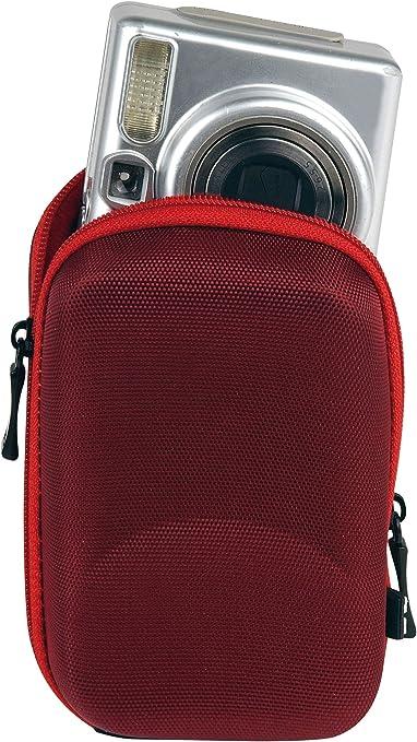 TnB DCC30RM Estuche para cámara fotográfica Rojo: Amazon.es: Electrónica