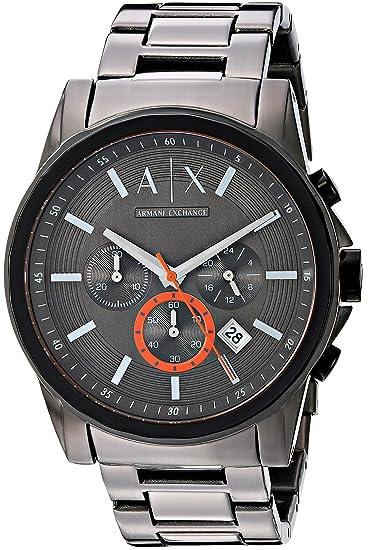 A/X Armani Exchange AIX - Reloj para hombre