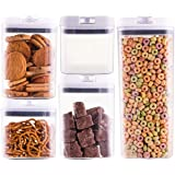 Avanti Flip Top Storage Container 5 Piece Set