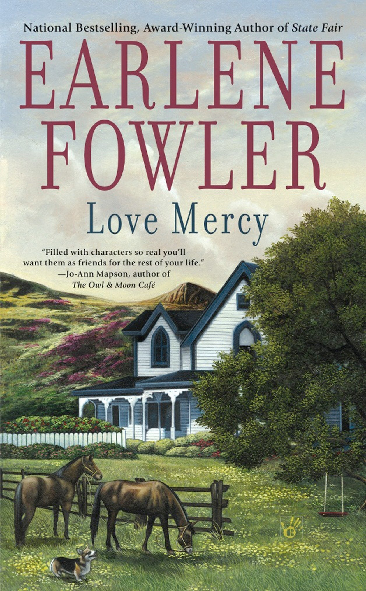 Love mercy earlene fowler 9780425233320 books amazon fandeluxe Choice Image