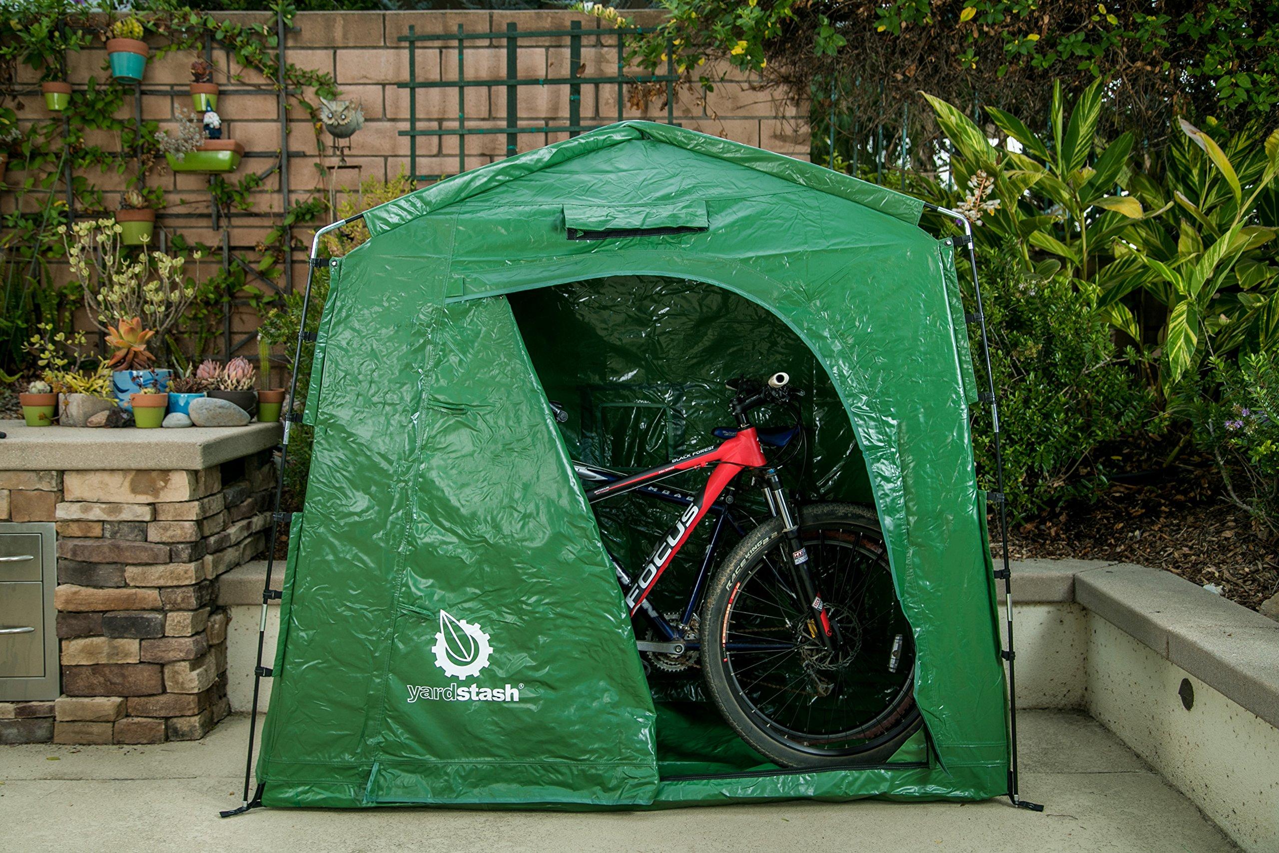 storage shed tent tarpaulin tarp weatherproof heavy duty vinyl outdoor bicycle  ebay