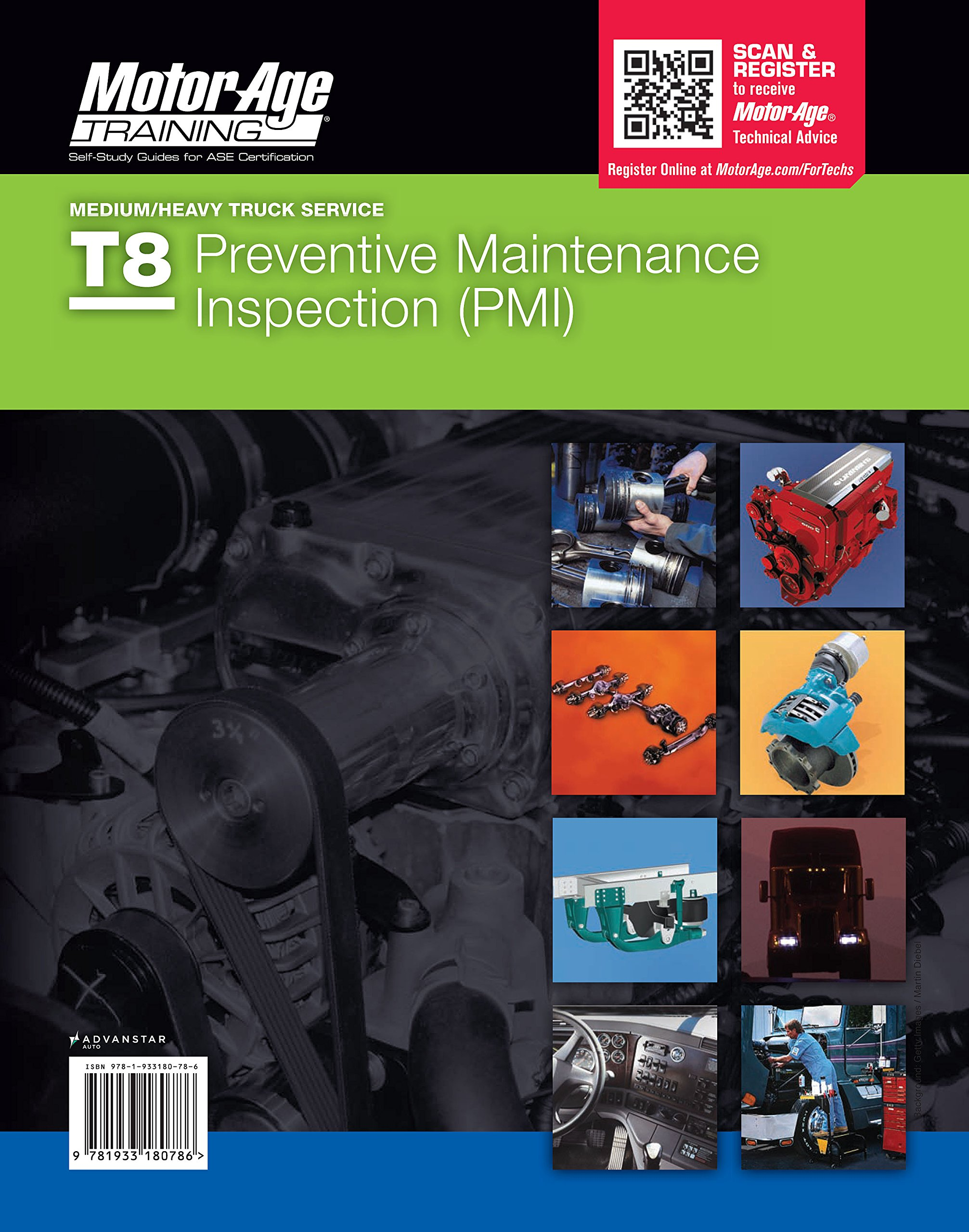 ASE Test Prep T8 - ASE Certified Mechanic Training (Motor