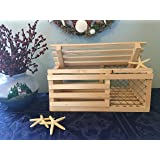 Amazon.com : Decorative Maine Lobster Trap Wedding Card Holder 13 ...
