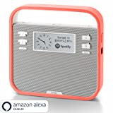 Triby - Smart Portable Speaker with Amazon Alexa, Red