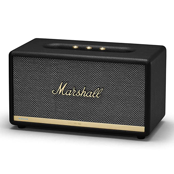 Marshall Stanmore II Voice - Bluetooth Speaker with Alexa Built-In   Amazon.co.uk  Computers   Accessories a5ce7d22a1000