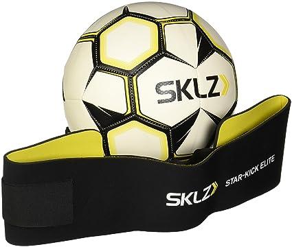 ff5eff2e9 Amazon.com : SKLZ Star-Kick Elite. Premium Solo Soccer Trainer with ...