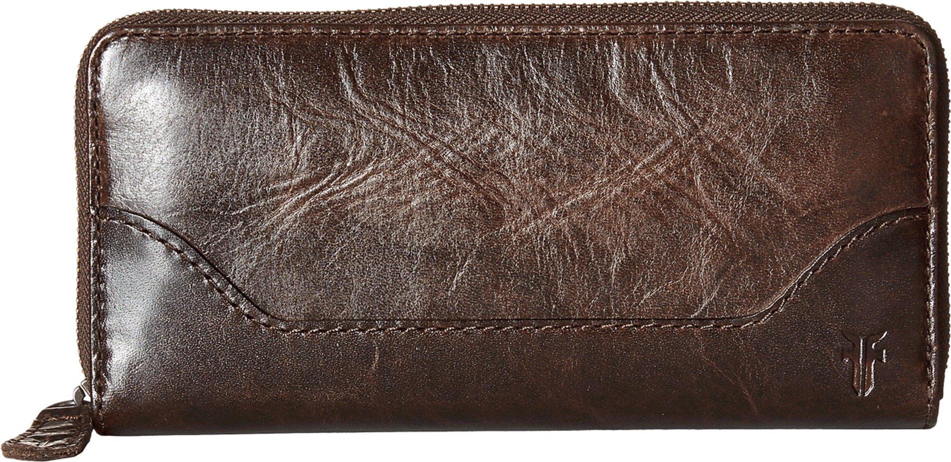 Melissa Zip Wallet, Slate
