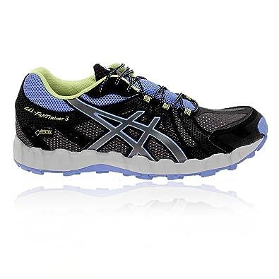 Running Men ASICS GEL-FUJITRAINER 3 GTX Women's Trail Running Shoes Black For Sale designer