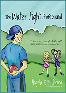 The Water Fight Professional (Fun 4 Hire Series Book 1)
