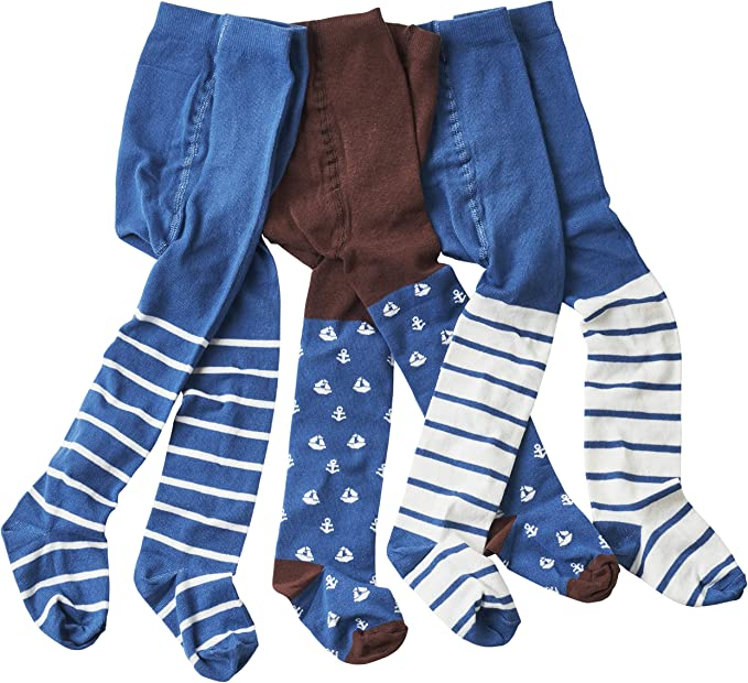 WELLYOU bebés/niños; leotardos para niños, medias para bebés ...