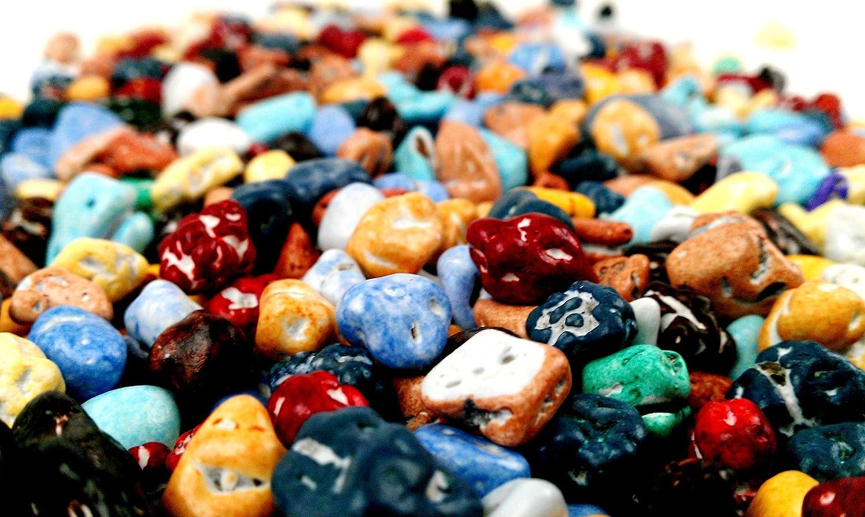 Amazon.com : Chocolate Rocks, 5 lb bag : Candy And Chocolate Bars ...