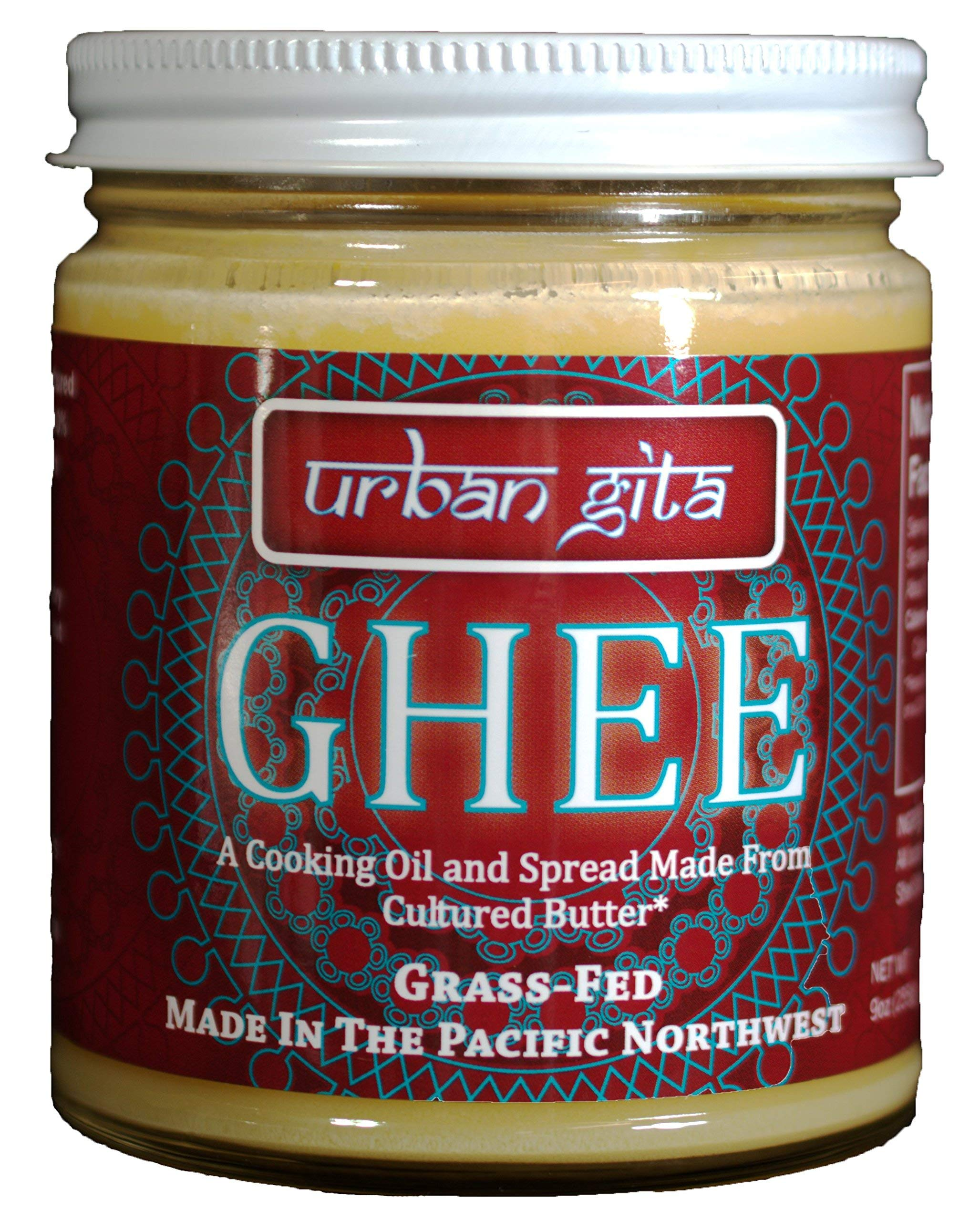 Popped Sorghum Organic Ghee 4.3 oz (6 pack)- A Snack Healthier Than Popcorn: Gluten Free, Non GMO, Low In Lectin, Popped In Oil by Nature Nate's Natural Foods (Image #1)