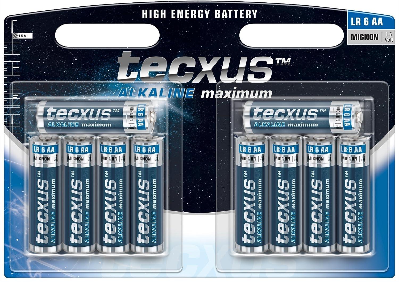 Mignon Batteries Alkaline 1 5 V Long Life Pack Of 10 Elektronik