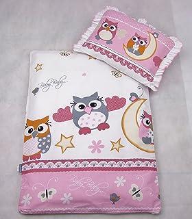 Musikmobile EULE Baby Einschlafhilfe f/ür Kinderbett Babybett Farbe: Rosa