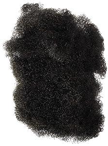 Vivica A Fox Hair Collection HKBK16-V Human Hair Afro Curl Kinky Bulk Extension, 1, 5.8 Ounce