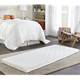 "Broyhill Roll and Store Memory Foam Mattress: Roll-Up Guest Bed/Floor Mat, 3"" Twin"