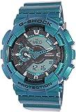 Casio Mens G SHOCK NEO METALLIC Analog-Digital Sport Quartz Watch NWT GA-110NM-3A