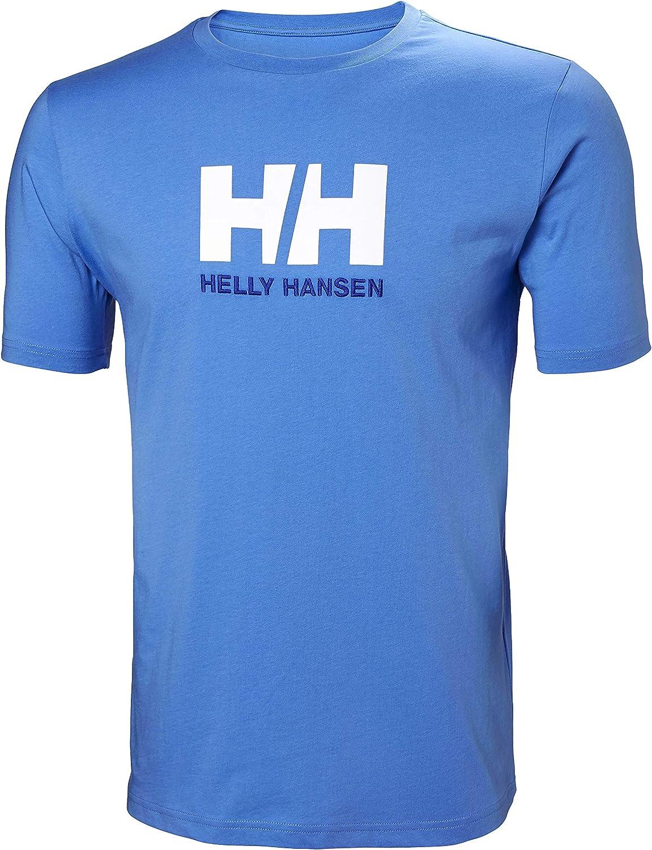 Helly Hansen HH Logo T-Shirt - Camiseta Hombre: Amazon.es ...
