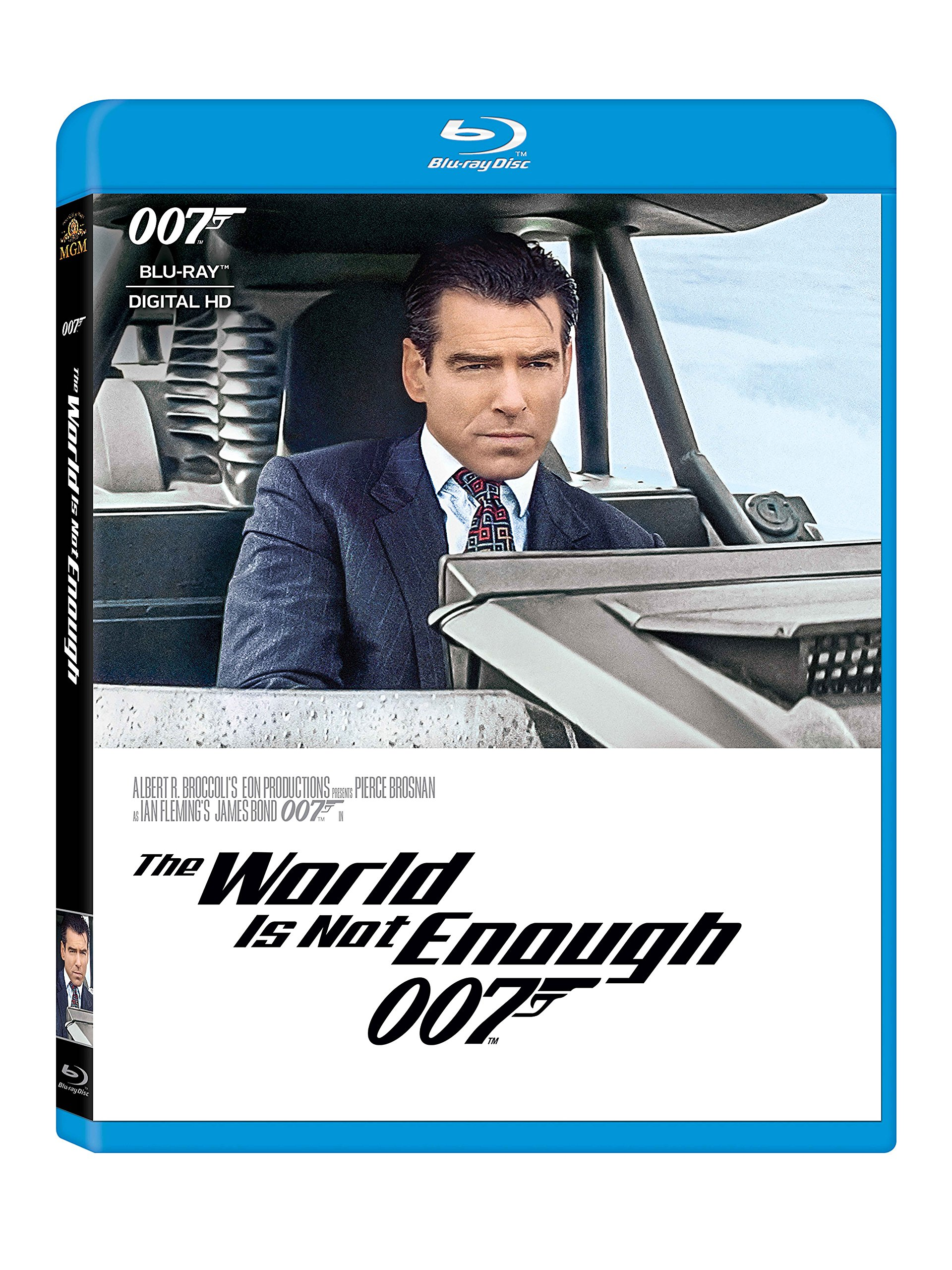 World Is Not Enough, The Blu-ray