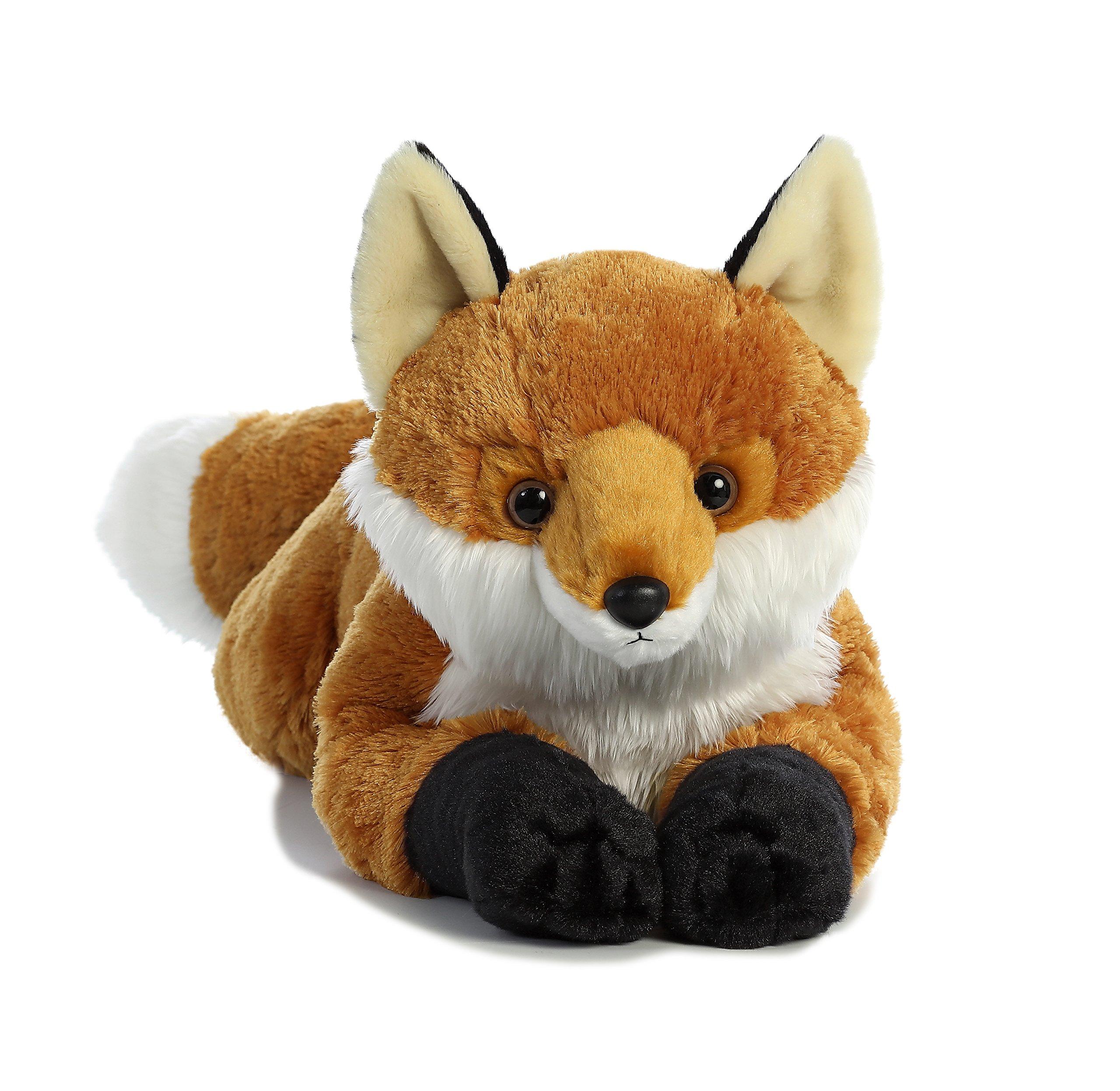 Aurora World Super Flopsie Toy Fox Plush, 27.5'' by Aurora World Inc.