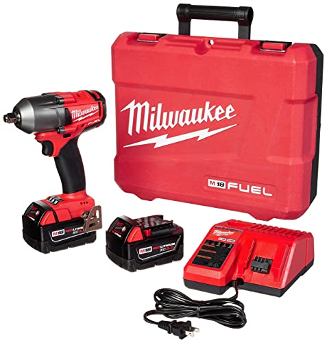 MILWAUKEE ELEC TOOL 2861-22 Mid-Torque Impact Wrench