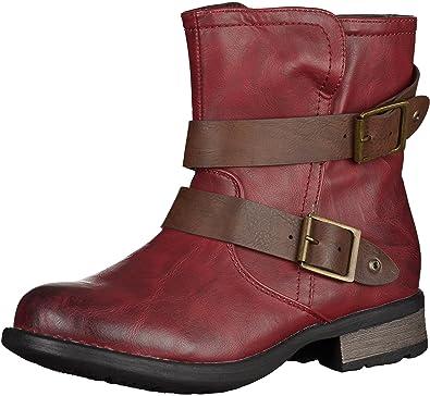 Rieker Damen Stiefelette  Amazon.de  Schuhe   Handtaschen 21c1fd667f