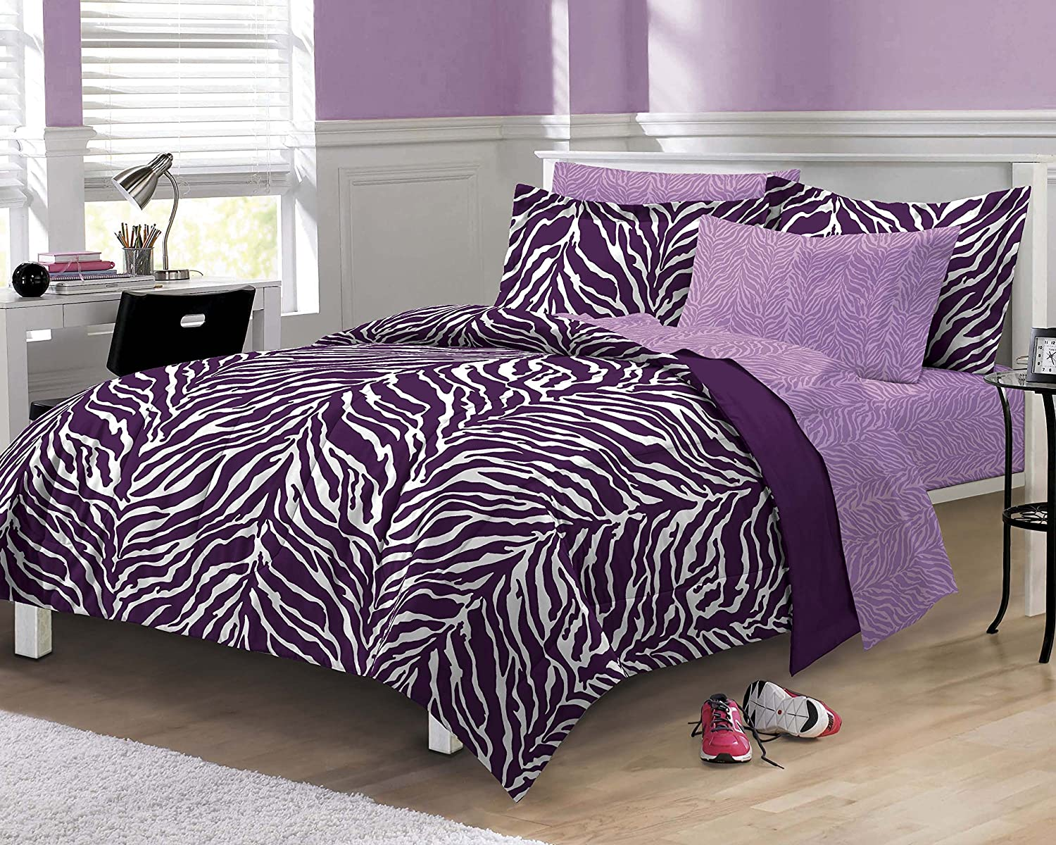 zebra print bedroom animal print bedding for ease bedding with style 13902