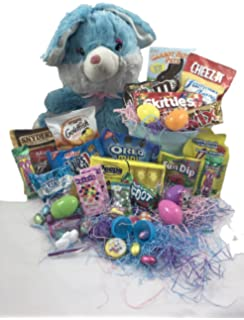 Amazon vegan easter basket by well baskets other products classic easter basket care package negle