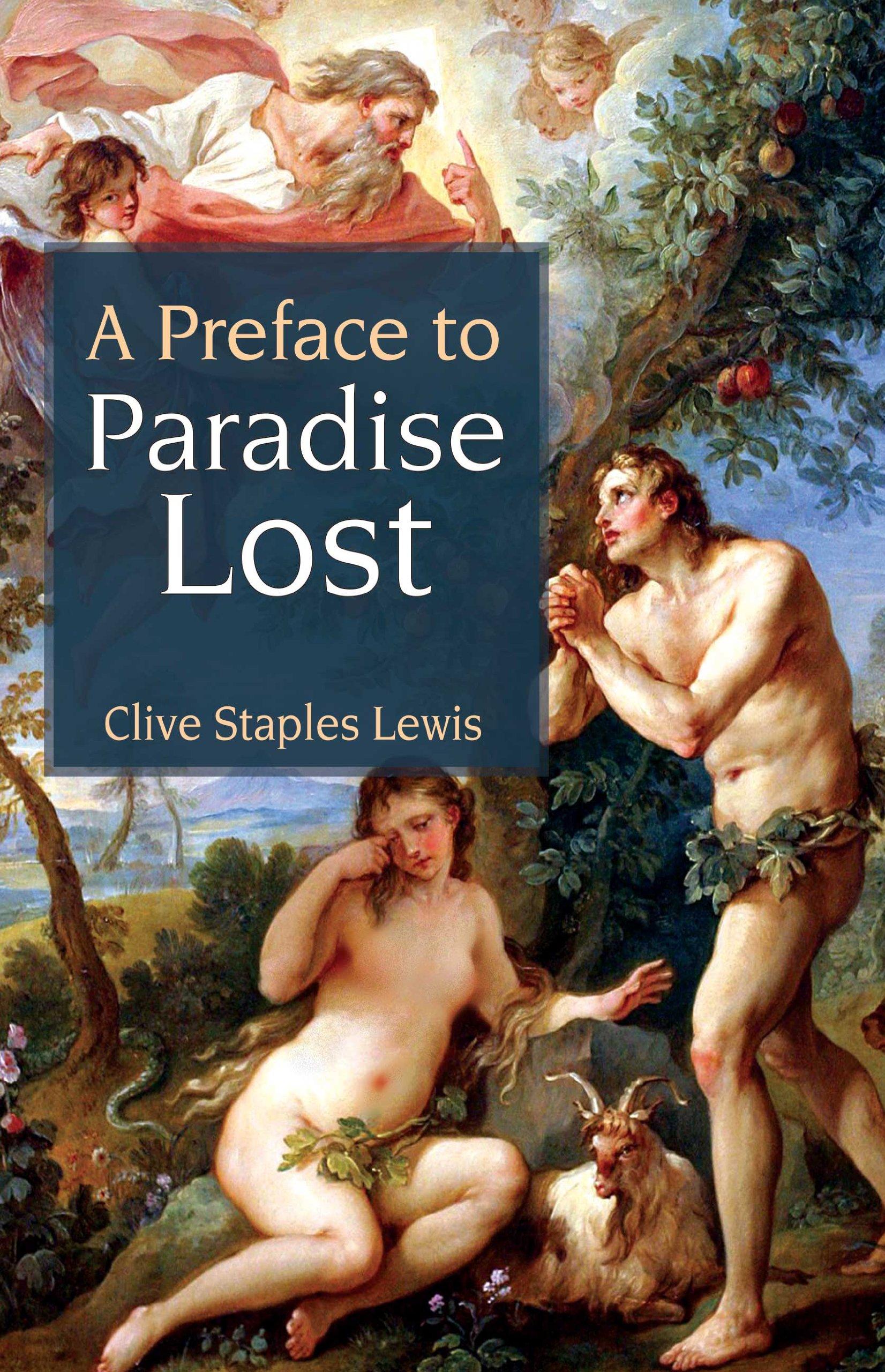a preface to paradise lost ballard matthews lecture 1941  a preface to paradise lost ballard matthews lecture 1941 co uk lewis c s mohit k ray 9788126904563 books