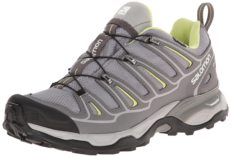[サロモン] トレッキングシューズ X ULTRA 2 ゴアテックス ウィメンズ 防水 登山靴 B00KWKIM08 6.5 B(M) US Pewter/Detroit/Flash Pewter/Detroit/Flash 6.5 B(M) US