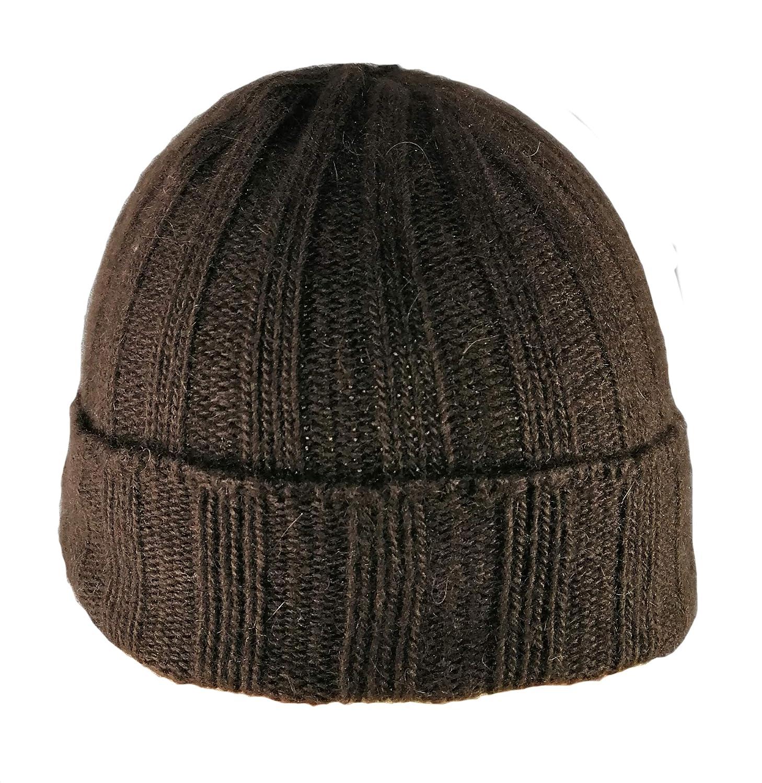 CLASSE77 Cappello in Cashmere e Lana Unisex 100/% Made in Italy Prodotto Artigianale