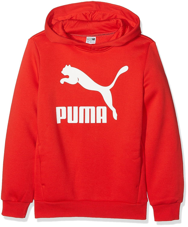 Puma Classic, Felpa con Cappuccio Unisex Bambini