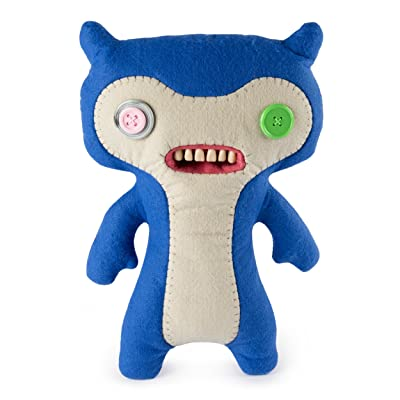 "Spin Master Fuggler Funny Ugly Monster Deluxe Stuffed Animal 12"" Large Plush (Lil' Demon): Toys & Games"