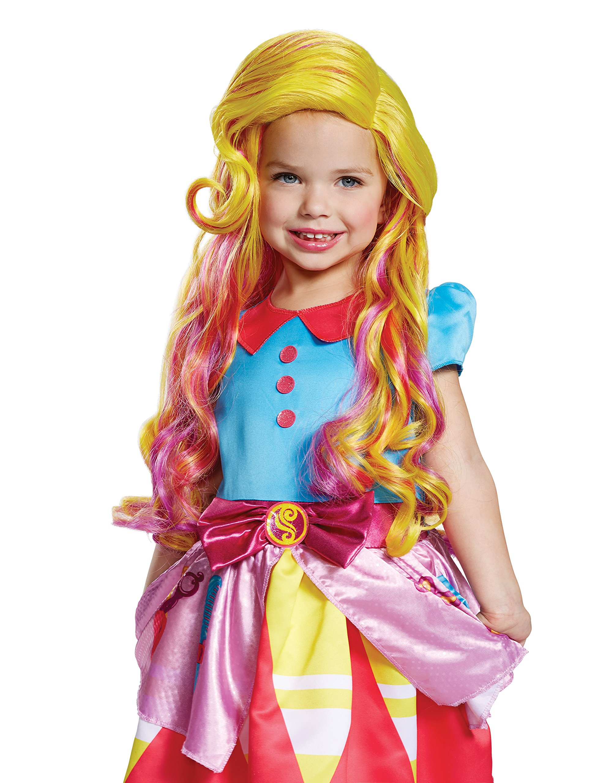 Disguise Sunny Child  Costume Wig, One Size Child by Disguise