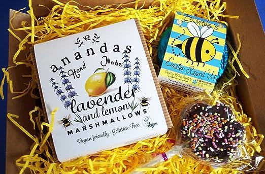 Anandas vegetarian vegan easter marshmallow gift box amazon anandas vegetarian vegan easter marshmallow gift box negle Gallery